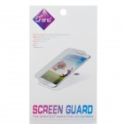 Matt Glanz LCD Screen Front / Back Protector w / Reinigungstuch für iPhone 4 / 4S - Transparent