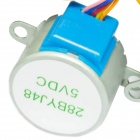 DC 5V 28YBJ-48 Stepper Motor for Arduino ((Works with Official Arduino Boards /2 PCS)