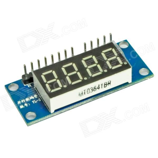 Led display digital tube module for arduino works with