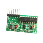 2272-M4 Non-lock 4-Way Remote Control Module w/Receiving Panel