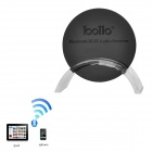 BOLLO BAR-I Bluetooth v2.1 + EDR Audio Receiver / Music Player w/ RCA for iPhone / iPad - Black