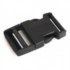 Travel Bag Suitcase Buckle - Black (25 PCS)