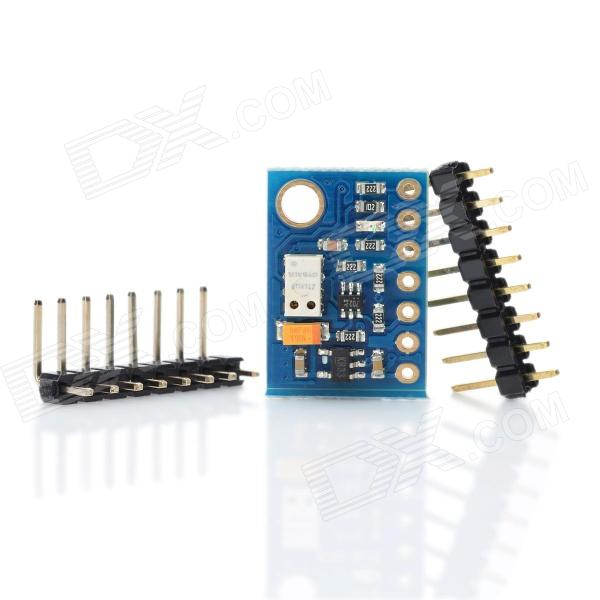 GY-63 MS5611 High-Resolution Atmospheric Pressure Height Sensor Module for ArduinoSensors<br>Model:Form  ColorBluePacking List<br>