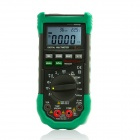 MASTECH MS8229 5-in-1 Digital-Temperatur Feuchte Lärm Illumination Multimeter - Grün