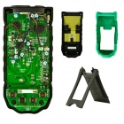 MASTECH MS8229 5-in-1 Digital Temperature Humidity Noise Illumination Multimeter - Green
