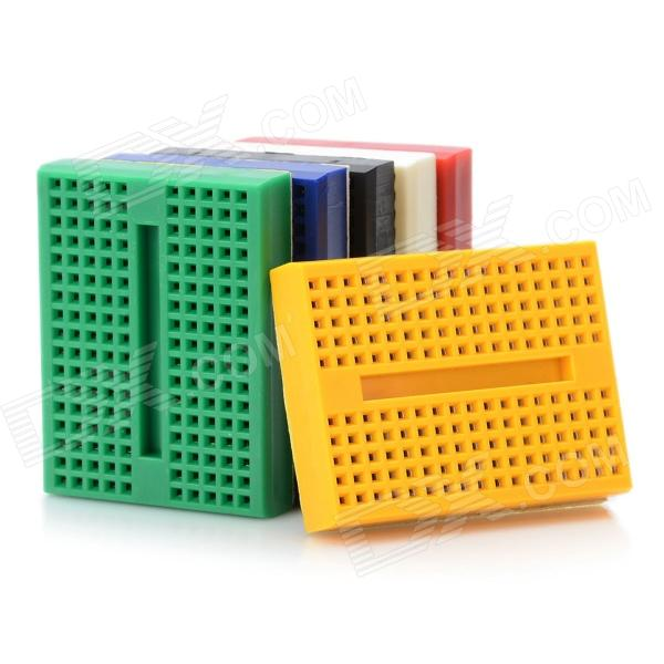 170 Points Mini Breadboard for Arduino Proto Shield (6PCS)