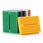 170 Points Mini Breadboard for Arduino Proto Shield (Works with Official Arduino Boards / 6 PCS)
