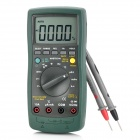 MASTECH MS8226T Smart Handheld Digital Multimeter - Green + Grey