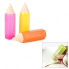 DIY Creative Cake Mold Cream Cup Chocolate Food Decorating Pen - Yellow + Orange + Pink (3 PCS)