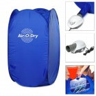 Air O Dry Outdoor Portable Clothes Dryer - Blue