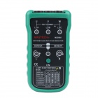 MASTECH MS5900 Motor Phase Rotation Indicator Meter - Green + Grey