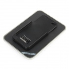 C10 Office & Home Wireless Charging Pad for iPhone 4/4S - Black