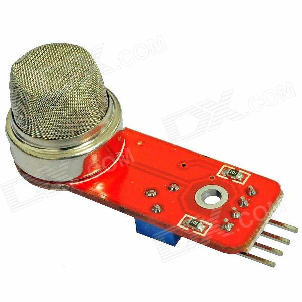 Home / Industry Gas /Smog Sensor Module for Arduino (Works with Official Arduino Boards) jiahui tcrt5000 photoelectric sensor module black silver