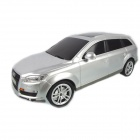 1:24 Scale Audi Q5 R/C Car Model - Silver Grey