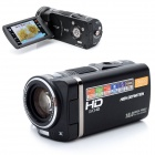 "DIGIPO HDV-S790 10MP CMOS HD Camcorder w/ 3.5"" TFT, 10X Optical Zoom - Black"