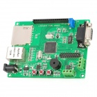 LM3S6911 SCM Development Board w/ RS232 / Networking / USB Power Cable - Green
