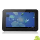 "Ampe A76 7"" Capacitive Touch Screen Android 4.0 Tablet PC w/ TF / Camera / Wi-Fi / G-Sensor - Black"