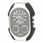 iPEGA Watch Style Magnetic Induction 3800mAh External Power Battery Charger for iPhone - Black