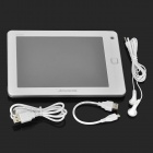 "AMPE A80 8.0"" Resistive Screen Android 4.0 Tablet PC w/ HDMI / TF / Wi-Fi / Camera - White (8GB)"