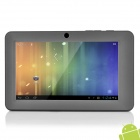 "M7L 7 ""kapazitiven Touchscreen Android 4,0 Tablet PC w / TF / Kamera / WLAN / G-Sensor - Grau"