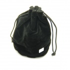 Camera Lens Tube Protection Bag Pouch - Black