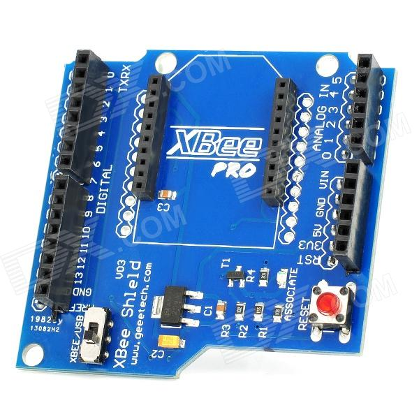 Wireless Control V03 Shield Module for Arduino (Works with Official Arduino Boards) potentiometer module for arduino works with official arduino boards