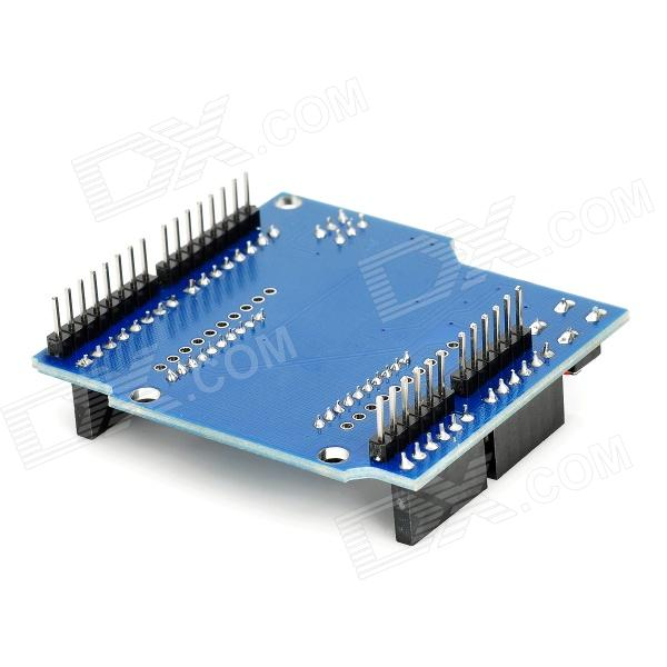 Wireless control v shield module for arduino works with