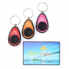 FK-383 Electronic Key Transmitter w/ Receivers Finder - Orange + More (4 PCS)