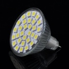 GU5.3 4.5W 480lm 30-SMD 5050 LED White Light Spotlight (DC 12V)