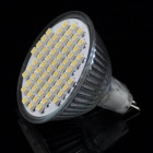 MR16 GU5.3 4W 60x3528 SMD LED Warm White Light Spotlight (AC 85~265V)