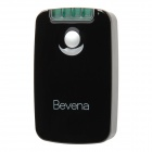 Bevena External 6200mAh Power Battery Charger for Cell Phone / MP3 / MP4 - Black