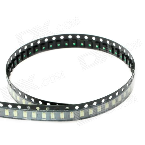 140mcd 450nm blått ljus SMD 1206 LED-modul band (3,0 ~ 3,2 V / 100PCS)