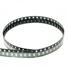 Blue 100-SMD 1206 LED Emitters Strip (450~490nm / 140mcd)