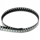Emerald Green 100-SMD 1206 LED Emitters Strip (490~560nm / 150mcd)