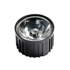 45 Degree Angle LED Optical Lens - Black