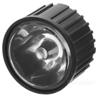 15 Degree Angle LED Optical Lens - Black