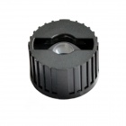 8 Degree Angle LED Optical Lens - Black