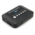 Компактный размер Palm-720P Media Player с SD / USB Host / YPbPr / AV - Black
