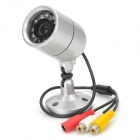 608S Waterproof CCD Video Camera w/ 12-IR LED Night Vision / Swivel Holder