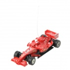 Rechargeable 2-CH Radio Control R/C F1 Racing Car - Red