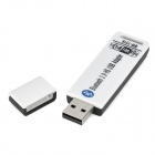 2-in-1 Bluetooth V3.0 + Ralink RT5370 802.11 b/g/n 150Mbps Wireless USB Network Adapter - White