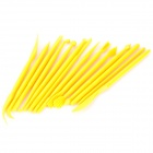 14-in Sugar-paste and Marzipan Fondant Tools Kit - Yellow