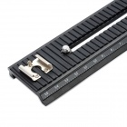 Fotomate 250mm Movable Range 2 Way Macro Focusing Rail Slider