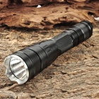 UltraFire SH-TG1 Cree XR-E Q5 160LM 5-Mode White Flashlight - Black (1 x 18650)