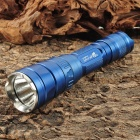 UltraFire SH-TG1 Cree XM-L T6 600LM 3-Mode White Flashlight - Blue (1 x 18650)