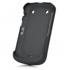 2000mAh Rechargeable External Battery Back Case for BlackBerry 9900 - Black