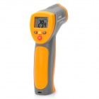 "FTIKE DT-88C 1.3"" LCD Digital Infrared Thermometer - Grey + Orange (1 x 9V)"
