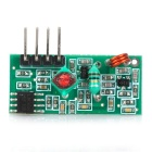DIY 433MHz Wireless Receiving Module for Arduino - Green