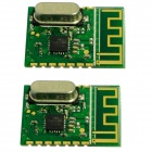 XL7105-SY DIY 2.4GHz A7105 NRF24L01 Wireless Module for Arduino (2 PCS)