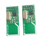 2.4GHz NRF24L01+ Wireless Communication Module for Arduino - Green (2 PCS)